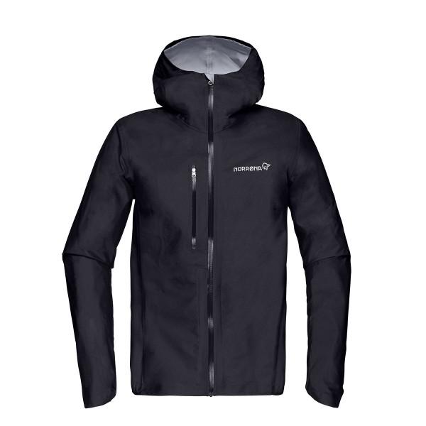 Norrona bitihorn GT Active 2 Jacket caviar 2018