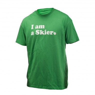 Line Skier Forever SS Tee grass green 12/13
