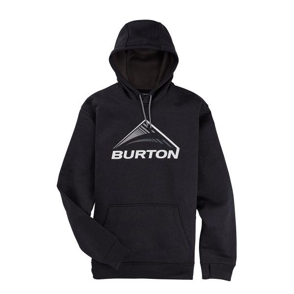 Burton Oak Seasonal PO true black heather 20/21