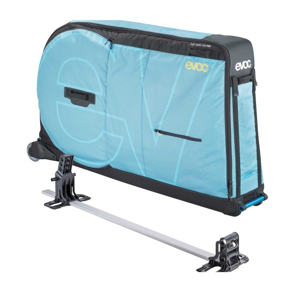 EVOC Bike Travel Bag Pro 280L aqua blue 2020