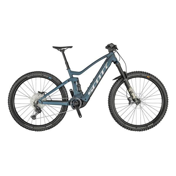 Scott Genius eRIDE 920 blue/black 2021