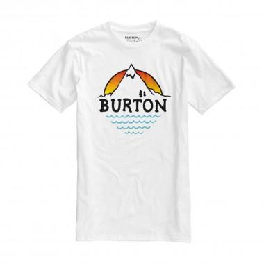Burton Panorama Slim SS Tee stout white 2016
