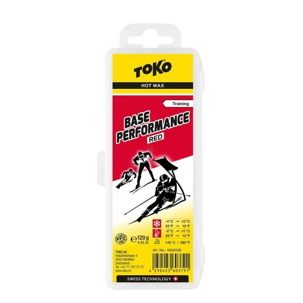 Toko Base Performance red 120g 19/20