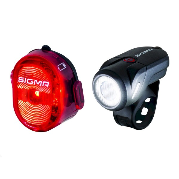 Sigma Sport Frontlicht Aura 350 USB / Nugget II* 2020