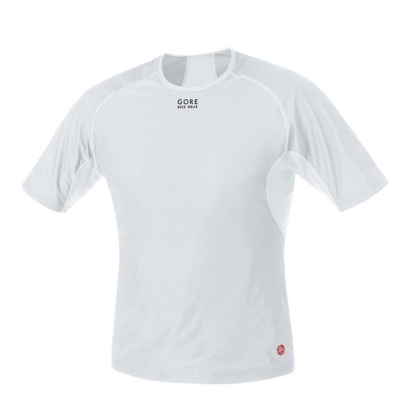 Gore Base Layer Windstopper Shirt light grey/white