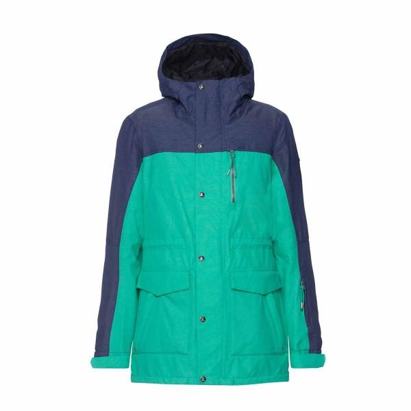 Zimtstern Zwena Snow Jacket wms marine
