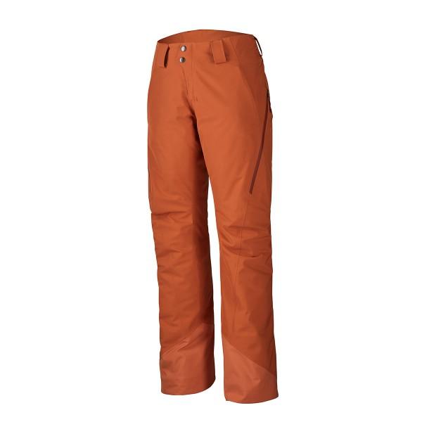 Patagonia Insulated Powder Bowl Pants wms sunset orange 19/20