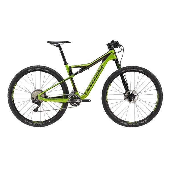 Cannondale Scalpel-Si Carbon 4 acid green 2018