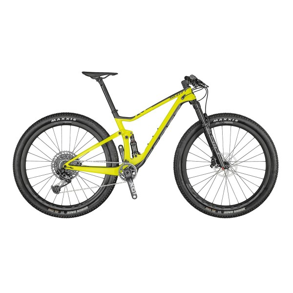 Scott Spark RC 900 World Cup yellow 2021
