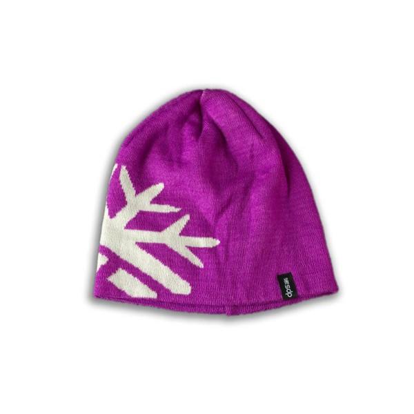 DPS Rodman Merino Beanie purple 15/16