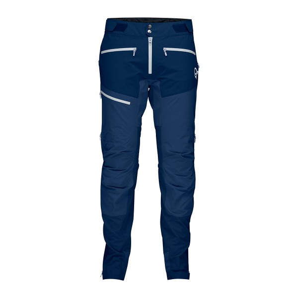 Norrona fjora flex1 Pants indigo night / drizzle 2020