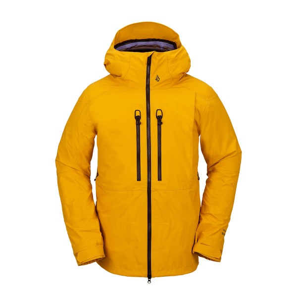Volcom Guide Gore-Tex Jacket resin gold 20/21