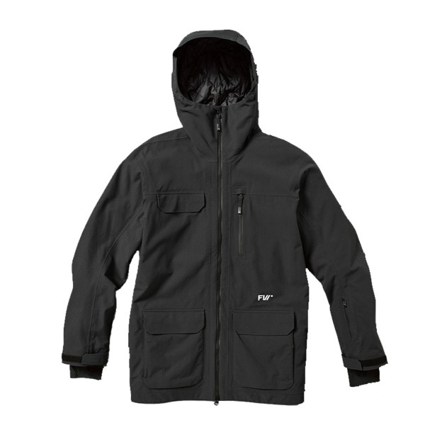 FW Catalyst 2L Jacket slate black 20/21