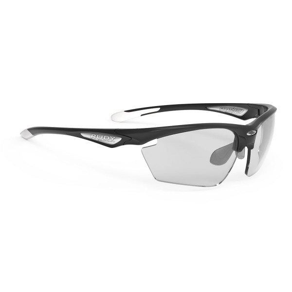Rudy Project Stratofly black gloss - ImpactX Ph2 black 2020