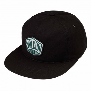 Volcom Station Snapback Cap black 2016