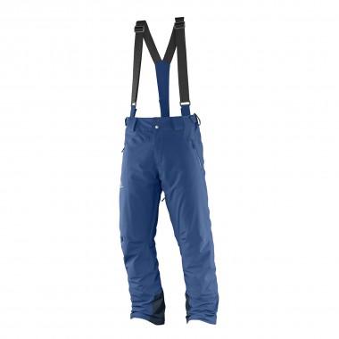Salomon Iceglory Pant mid blue 15/16