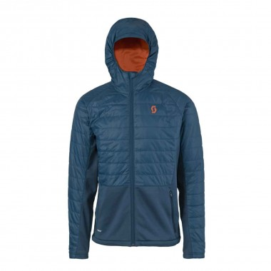 Scott Insuloft Plus Jacket eclipse blue 16/17