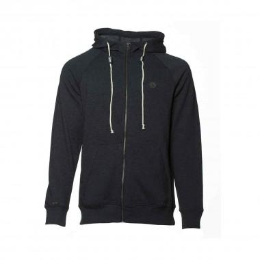 Volcom Pulli Zip Fleece black 14/15