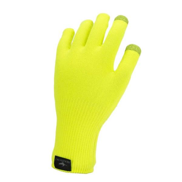 Sealskinz Ultra Grip Glove neo yellow 19/20