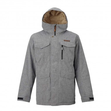 Burton Covert Jacket bog heather 16/17