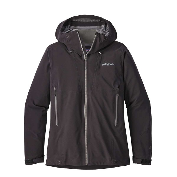 Patagonia Galvanized Jacket wms black