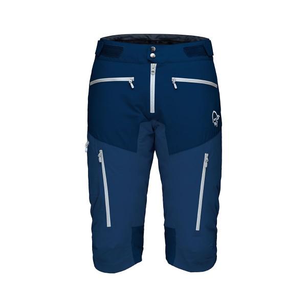 Norrona fjora flex1 Shorts indigo night / drizzle 2020