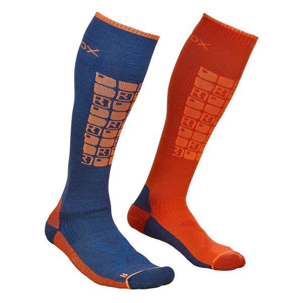 Ortovox Ski Compression Socks night blue 20/21