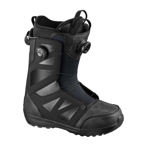 Salomon Launch Boa SJ Boa black 20/21