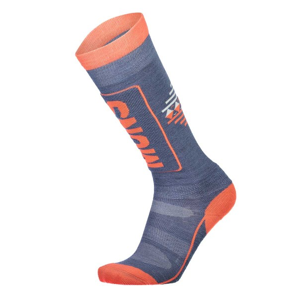 Mons Royale Mons Tech Cushion Sock wms coral/stone 18/19
