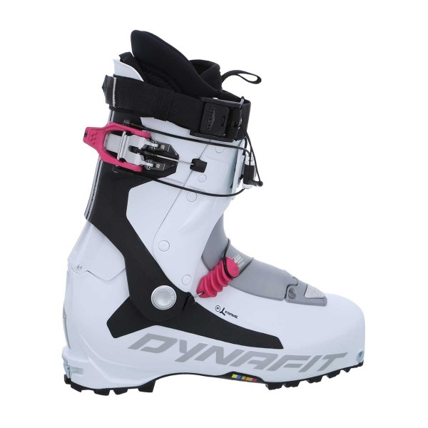 Dynafit TLT 7 Expedition CL W white/fuxia 18/19