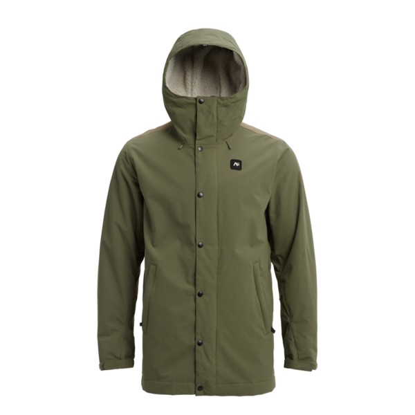 Analog Gunstock Jacket dusty olive / twill 18/19