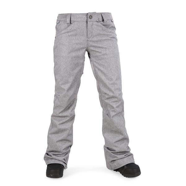 Volcom Species Stretch Pant wms htr grey