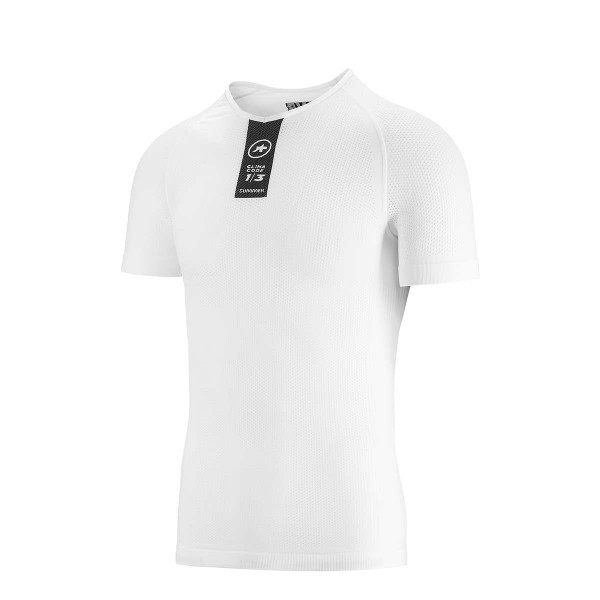 Assos Skinfoil SS Summer Base Layer holy white 2020