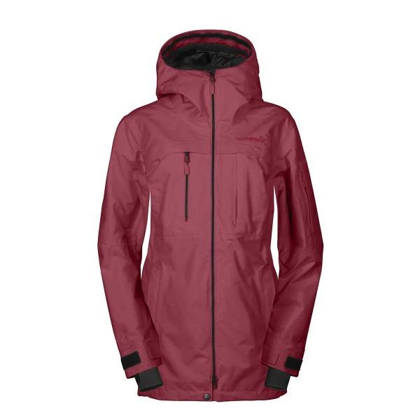 Norrona roldal Gore-Tex PrimaLoft Jacket wms infrared 16/17