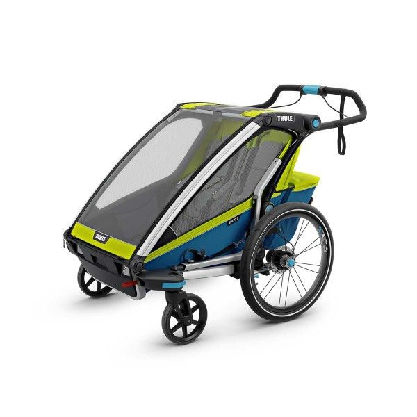 Thule Chariot Sport 2 chartreuse/mykonos 2017