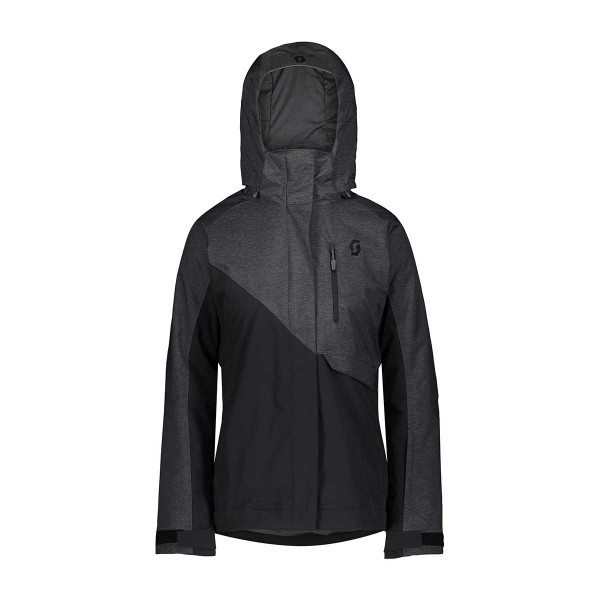 Scott Ultimate Dryo10 Jacket wms dark grey/black 19/20
