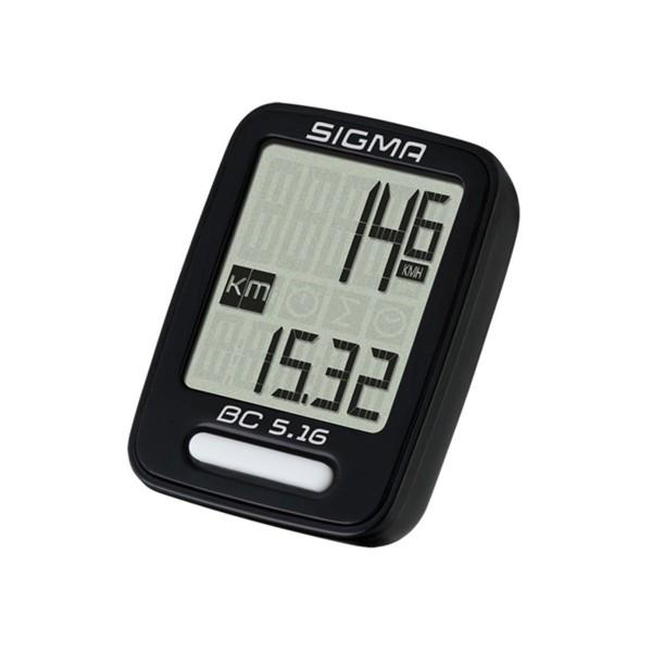 Sigma BC 5.16 Bikecomputer