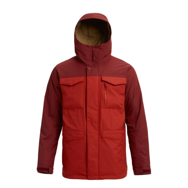 Burton Covert Jacket sparrow / bitter 18/19