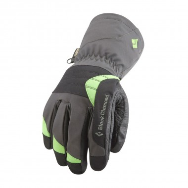 Black Diamond Renegade Glove blk/grn 13/14