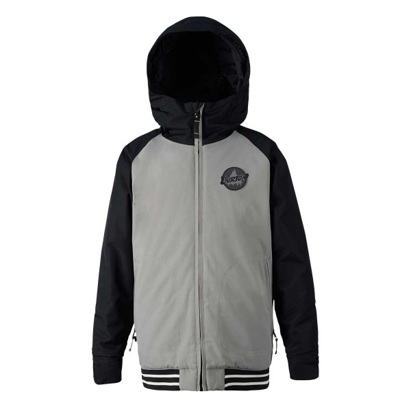 Burton Boys Gameday Jacket monument/trueblack 17/18