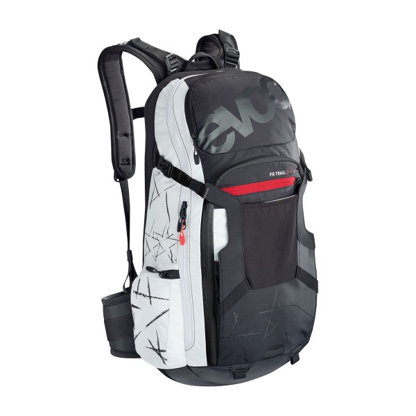 EVOC FR Trail Unlimited 20L black / white 2021
