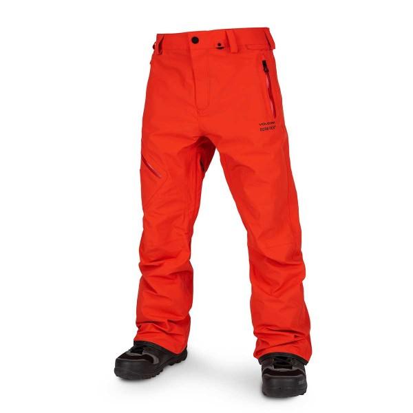 Volcom L Gore-Tex Pant orange 19/20