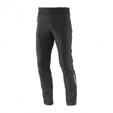 Salomon Momemtum Softshell Pant black 15/16