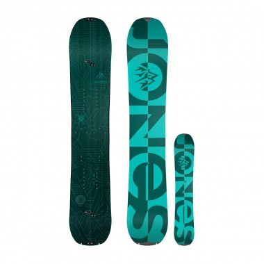 Jones Women's Solution Splitboard wms 16/17