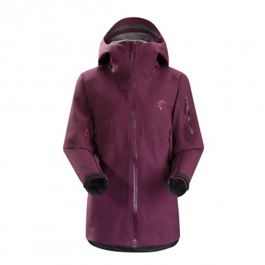 Arcteryx Sentinel Jacket wms chandra purple 15/16