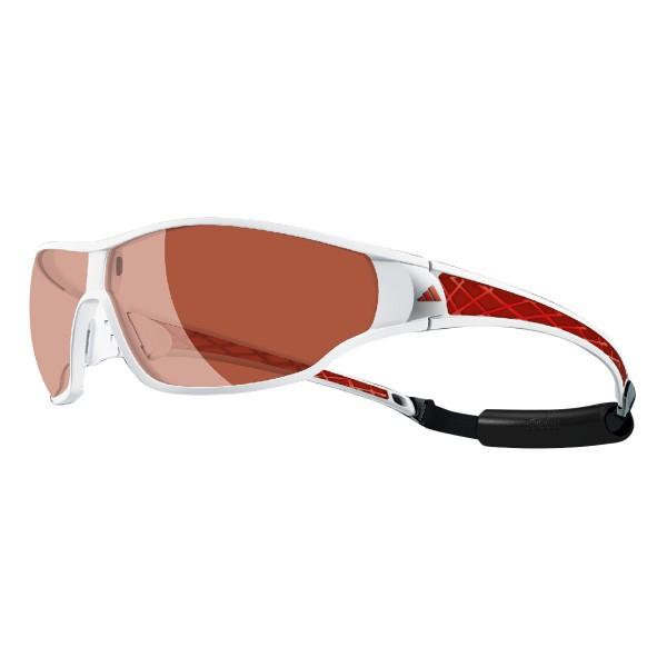 Adidas Tycane pro shiny white/red