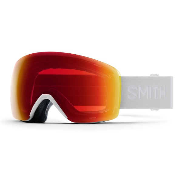 Smith Skyline white vapor / ChromaPop photochromic red mirror 20/21