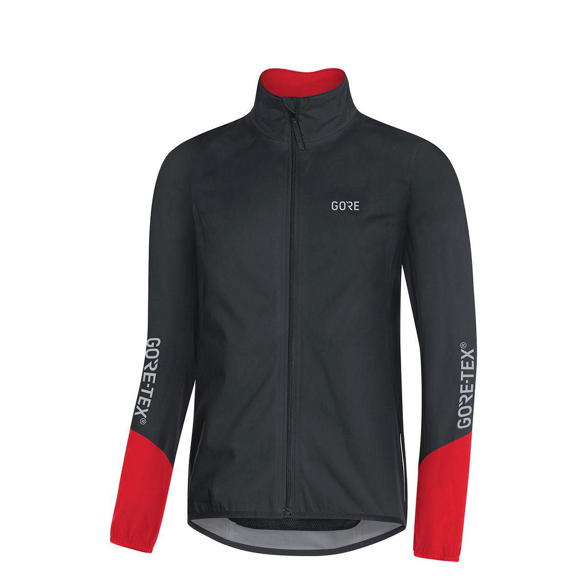 Gore Wear C5 Gore Tex Active Jacke blackred 2020