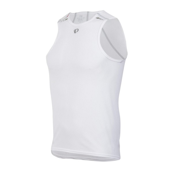 Pearl Izumi Transfer Lite Sleeveless Baselayer white 2015