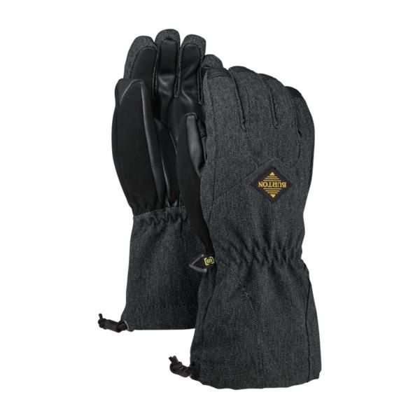 Burton Profile Glove kids black denim 18/19